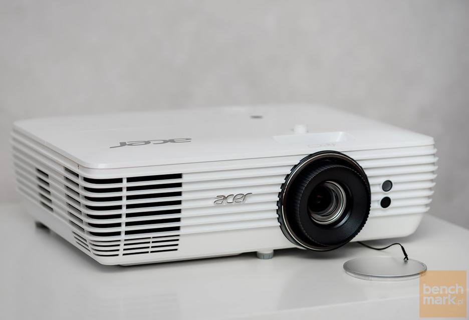 Projektor Acer H7850 - z płynnym obrazem za pan brat | zdjęcie 3