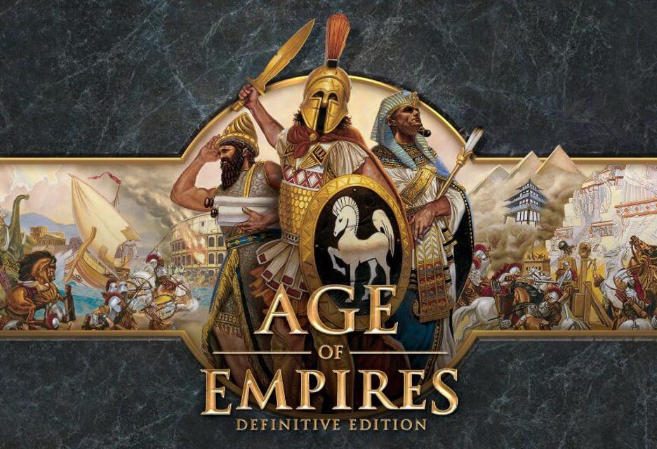 Gra Age of Empires: Definitive Edition zadebiutuje w lutym