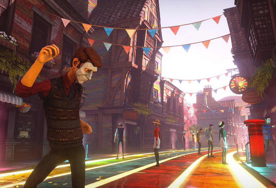 We Happy Few - premiera dopiero latem