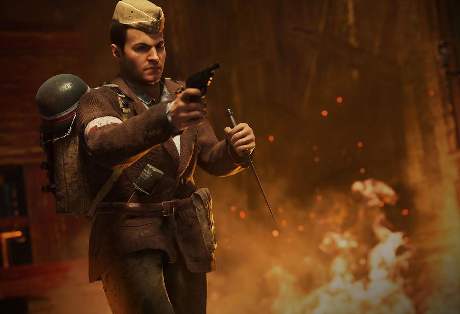 Call of Duty: WWII z wydarzeniem poświęconym ruchom oporu