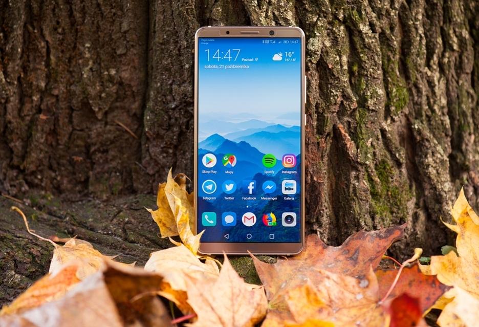 Huawei Mate 10 Pro dość szybko znacząco staniał