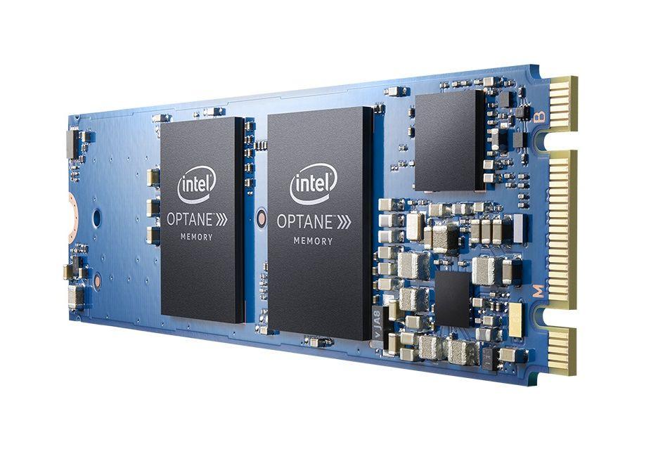 Intel Optane M10 - nadchodzą nowe pamięci Optane