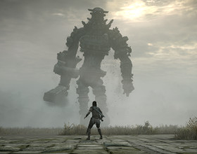 Kwadrans z pięknym Shadow of the Colossus