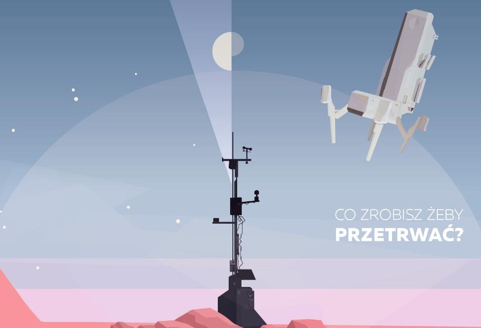 Polska gra o przetrwaniu na obcej planecie - Symmetry zadebiutuje w lutym