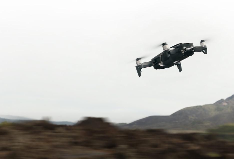 DJI Mavic Air - nowe marzenie miłośnika dronów