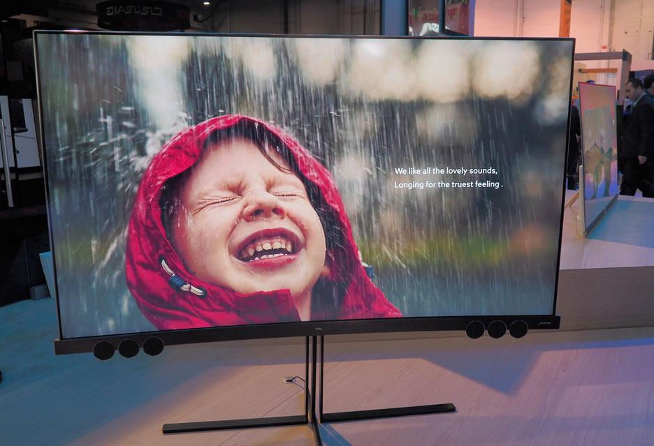 Nowe telewizory z serii D oraz Android 8 - oto plany TCL | zdjęcie 1