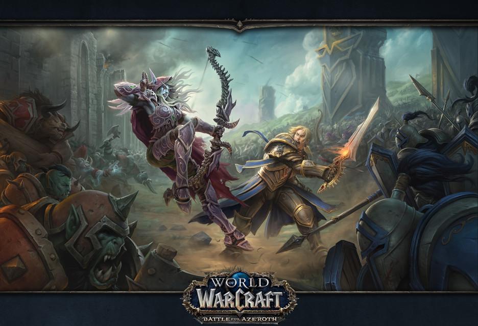 WoW: Battle for Azeroth - premiera dodatku zaplanowana na lato [AKT.]