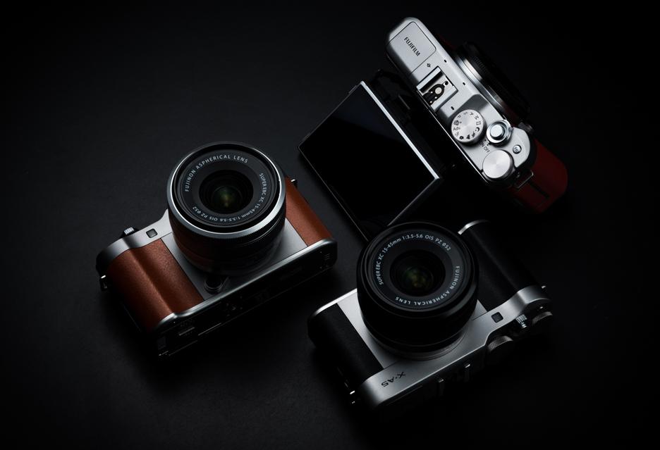 Fujifilm X-A5 - bezlusterkowiec z dobrym autofokusem dla amatora