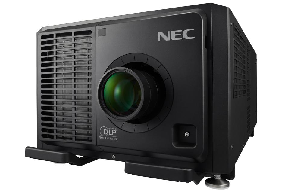 NEC: najjaśniejsze na rynku projektory 4K zadebiutują na targach ISE 2018