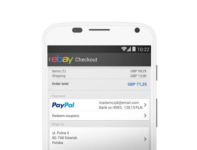 eBay zastąpi PayPala europejskim Adyenem