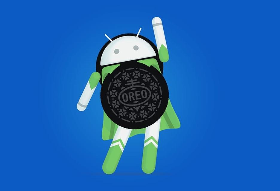 Android Oreo z nieco ponad 1% rynkowych udziałów