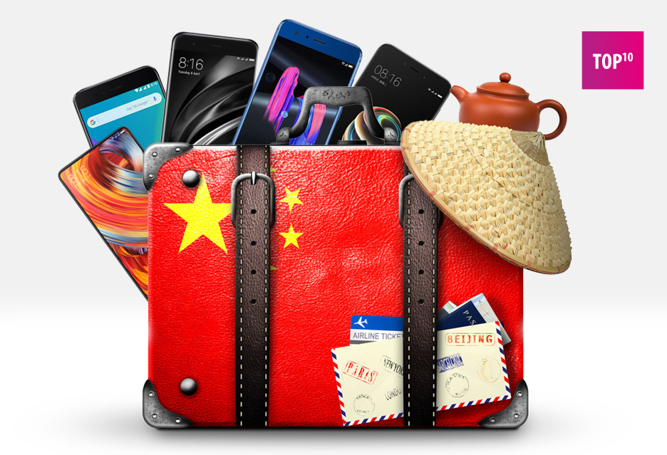 Dobry chiński telefon - TOP 10 | zdjęcie 1