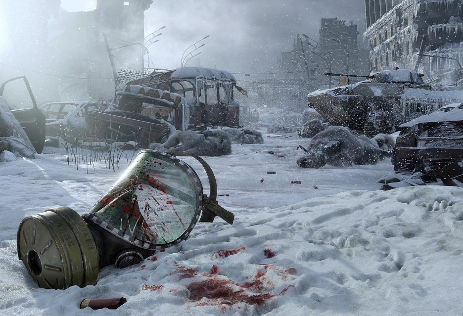 Metro Exodus na nowych screenach przedstawiających świat gry