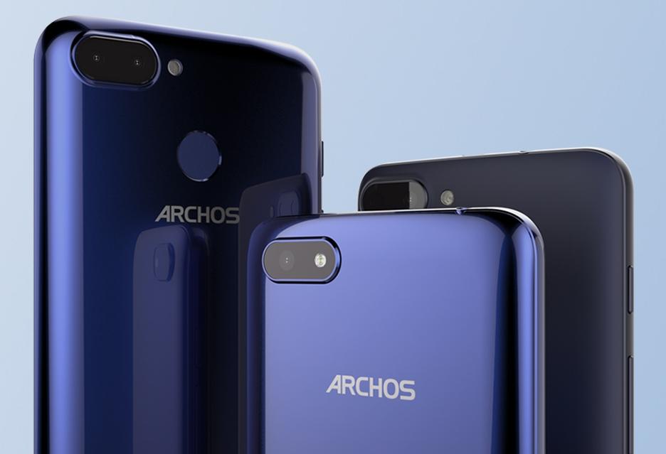 ARCHOS zapowiada serię niedrogich smartfonów z ekranami 18:9