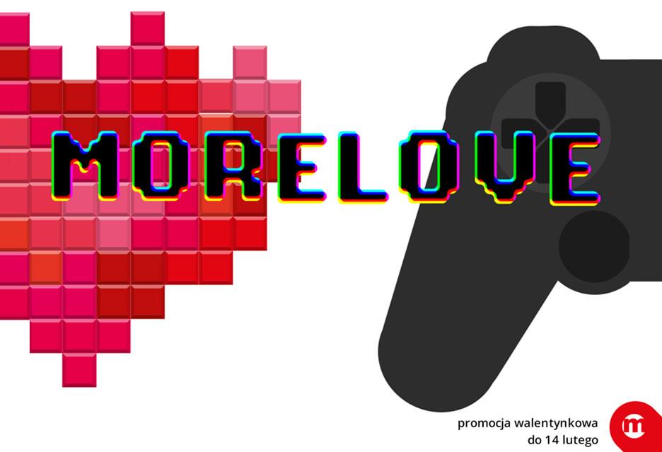 Morelove, czyli Walentynki w sklepie Morele
