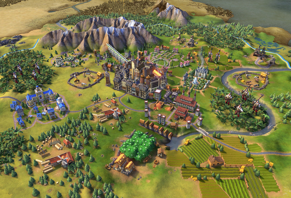 Civilization VI - w ten weekend można grać za darmo