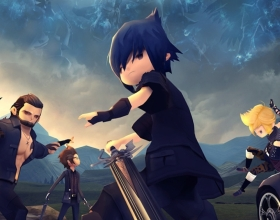 Final Fantasy XV: Pocket Edition na Google Android oraz Apple iOS