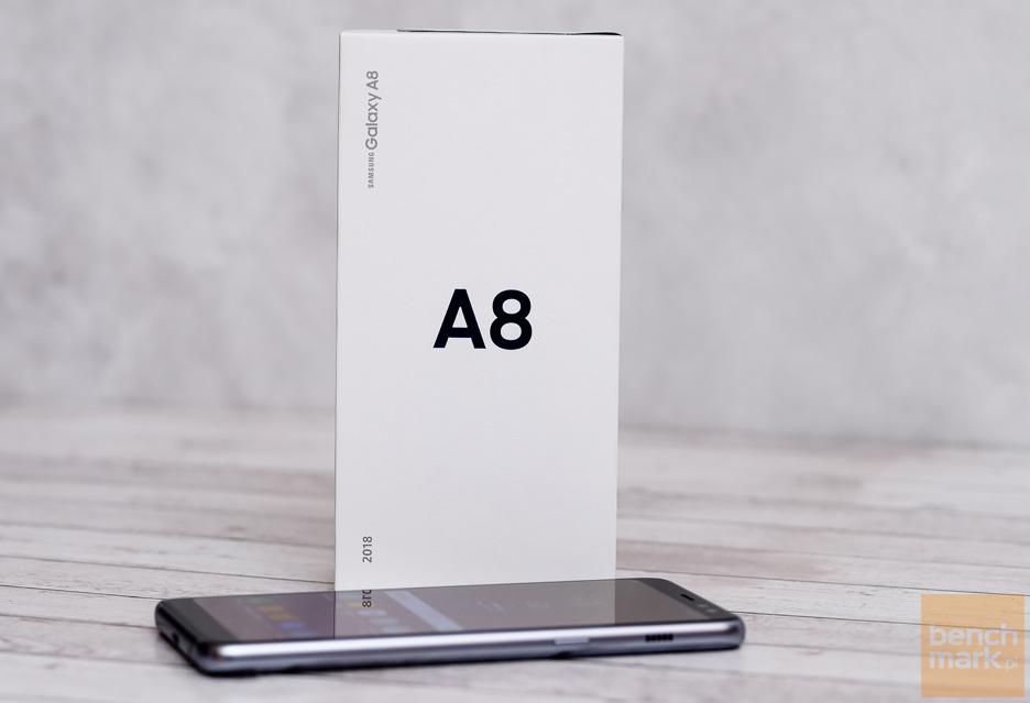 Samsung Galaxy A8 (2018) - gdybyś tylko był tańszy | zdjęcie 1