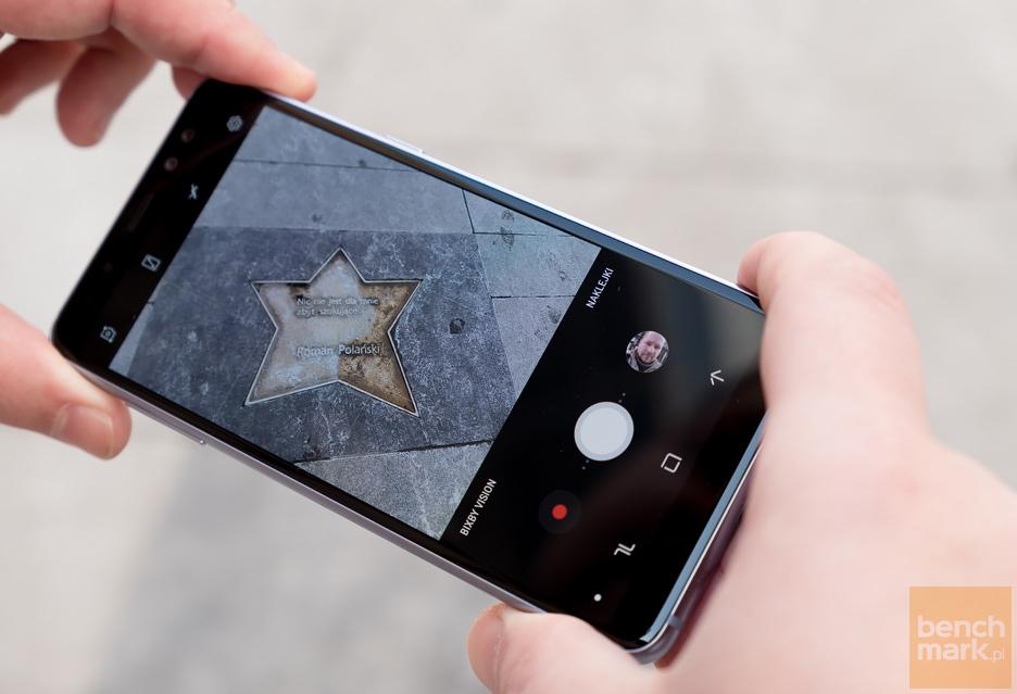 Samsung Galaxy A8 (2018) - gdybyś tylko był tańszy | zdjęcie 10