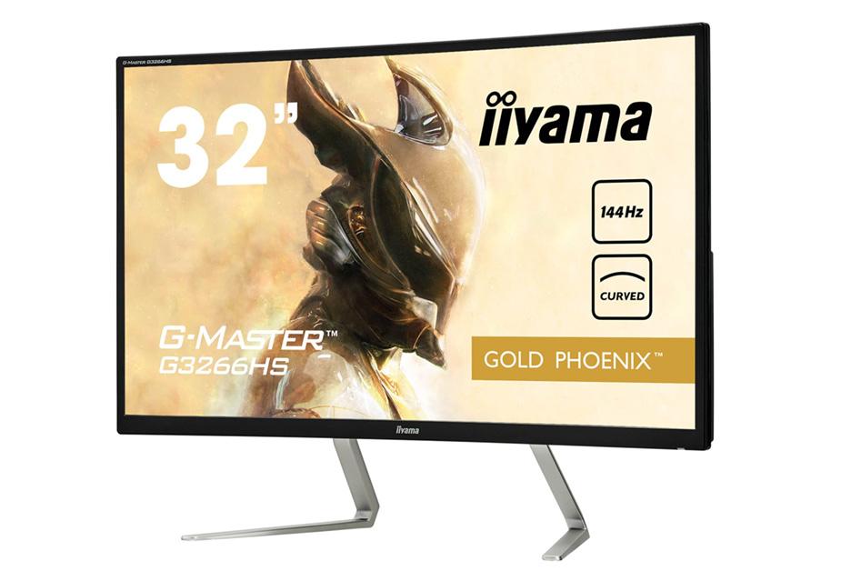 iiyama G-Master G3266HS – 32-calowy monitor (tylko) do gier | zdjęcie 1