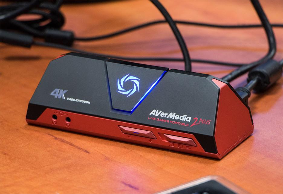 Avermedia LiveGamer Portable 2 Plus - zostań jutuberem/streamerem | zdjęcie 1