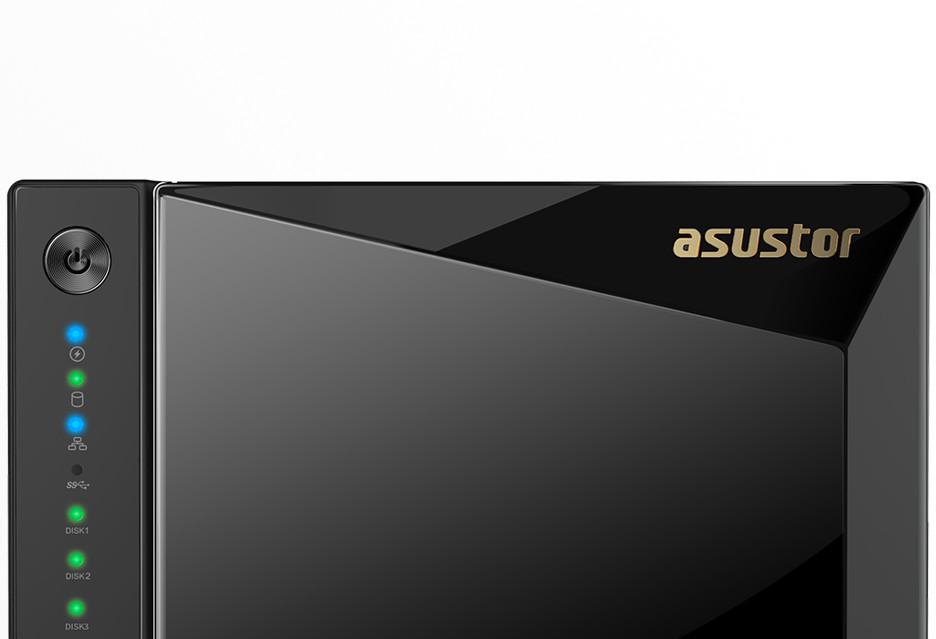 Wydajne i wygodne NAS-y Asustor AS4000