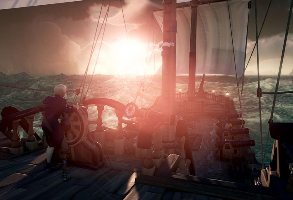 Sea of Thieves - (szczegółowe) wymagania gry ujawnione