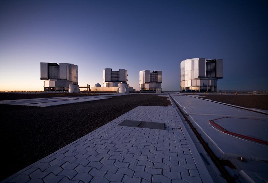 ESPRESSO: sposób na 16-metrowy teleskop optyczny, by wykrywać jeszcze mniejsze planety