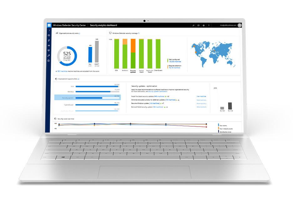 Windows Defender ATP zabezpieczy też starsze systemy - Windows 7 i 8.1