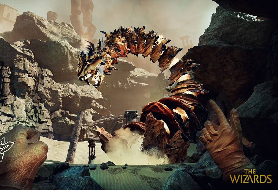 The Wizards - rzucanie czarów w goglach VR rozpocznie się w marcu