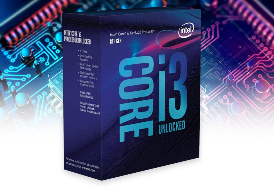 Intel Core i3-8350K - prawie jak Core i5-7600K, ale czy rzeczywiście taki dobry? | zdjęcie 1