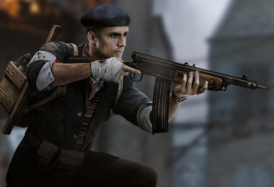 Call of Duty: WWII The Resistance DLC – partyzanckie wsparcie z polskim akcentem   zdjęcie 1