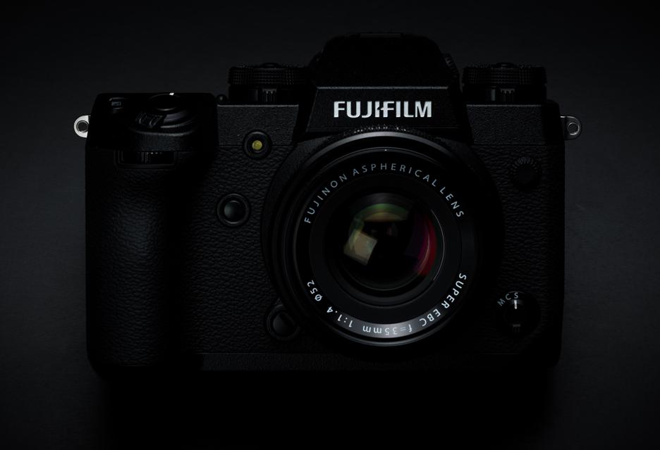 Fujifilm X-H1 z wbudowaną stabilizacją i 4K - bezlusterkowiec z wysokiej półki