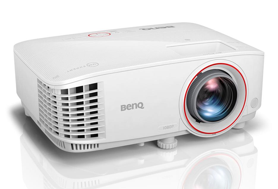 BenQ TH671ST - projektor krótkiego rzutu do rozrywki - już dostępny