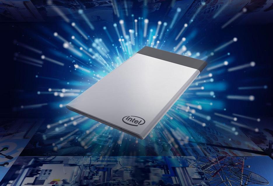 Intel Compute Card - komputer wielkości karty bankowej (no prawie) | zdjęcie 1