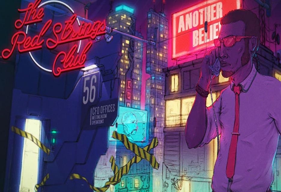 The Red Strings Club – cyberpunk z jazzową nutą | zdjęcie 1