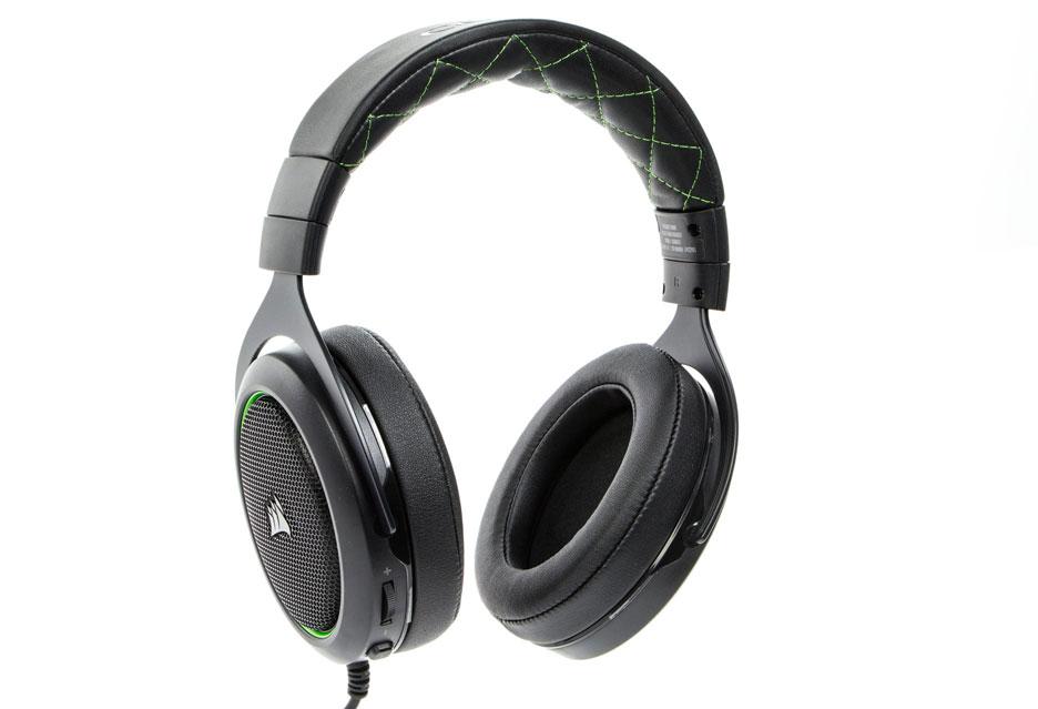 Corsair HS50 – przyzwoite słuchawki dla mniej wymagających graczy | zdjęcie 1