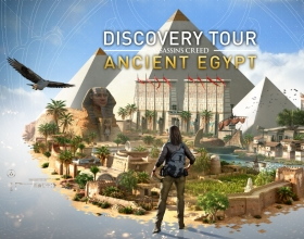 Ubisoft udostępnia Assassin's Creed Origins: The Discovery Tour