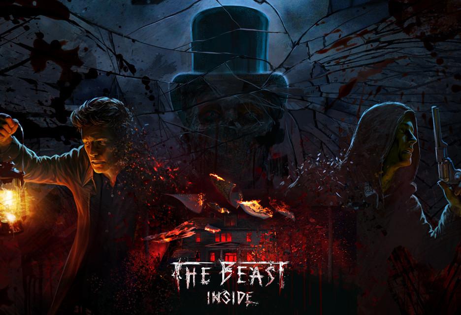 Polacy tworzą mroczny horror - zobacz zwiastun The Beast Inside
