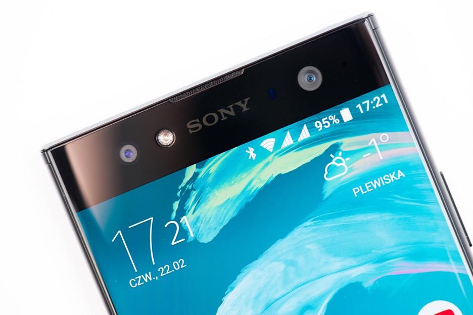 Sony Xperia XA2 Ultra - duży smartfon z dobrą baterią | zdjęcie 1