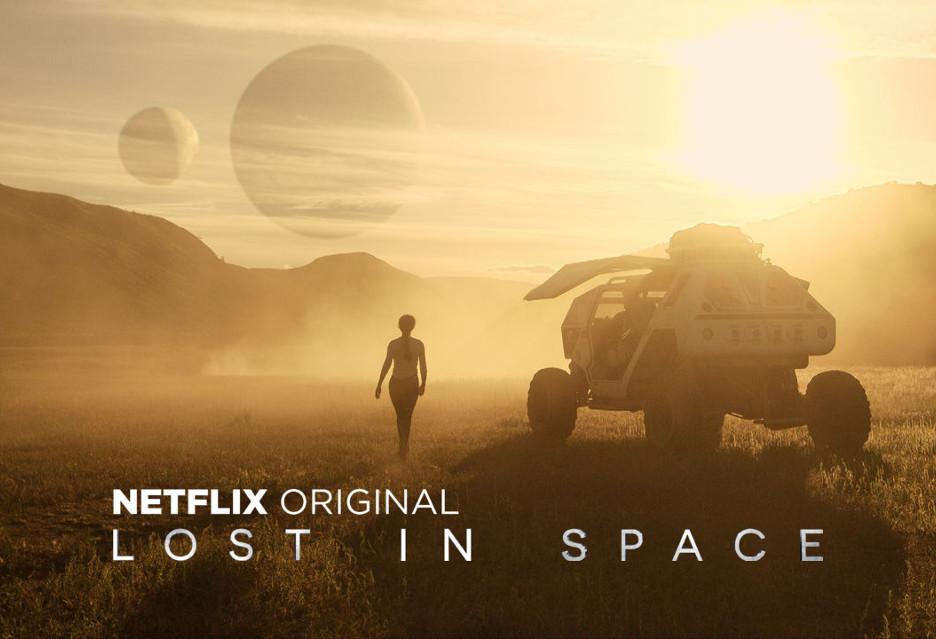 Zagubieni w kosmosie powracają [AKT.]