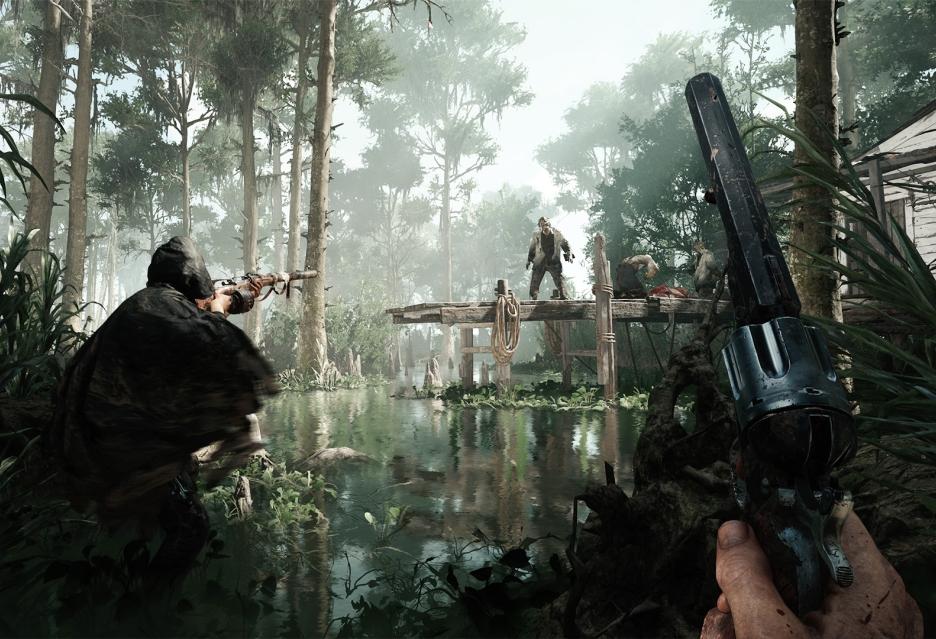 Nowa gra studia Crytek, Hunt Showdown trafia do Early Access