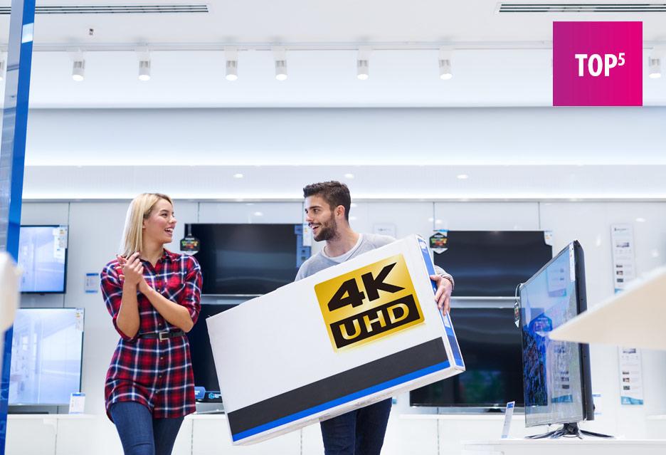 Jaki telewizor 4K kupić? TOP 5 | zdjęcie 1
