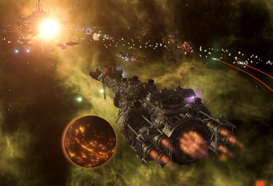 Stellaris - 1,5 mln sztuk w rękach graczy, nowe rozszerzenie i weekendowa obniżka cen