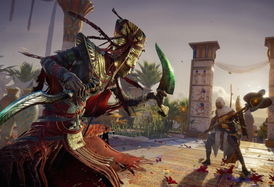 Ubisoft opóźnia premierę dodatku do Assassin's Creed Origins