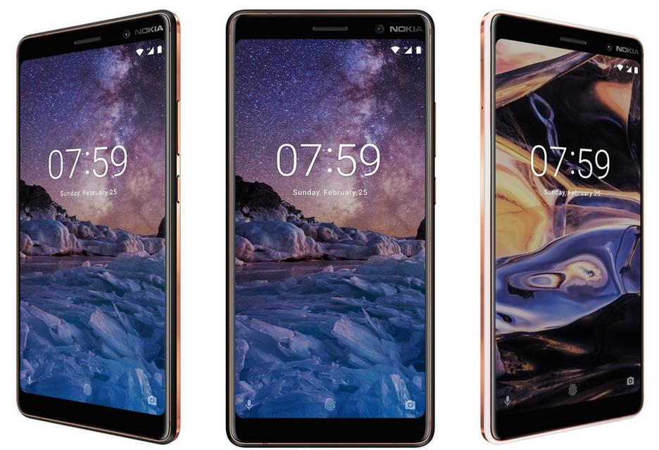 Nokia 7 Plus zaprezentowana - średnia półka, jaką chcemy oglądać