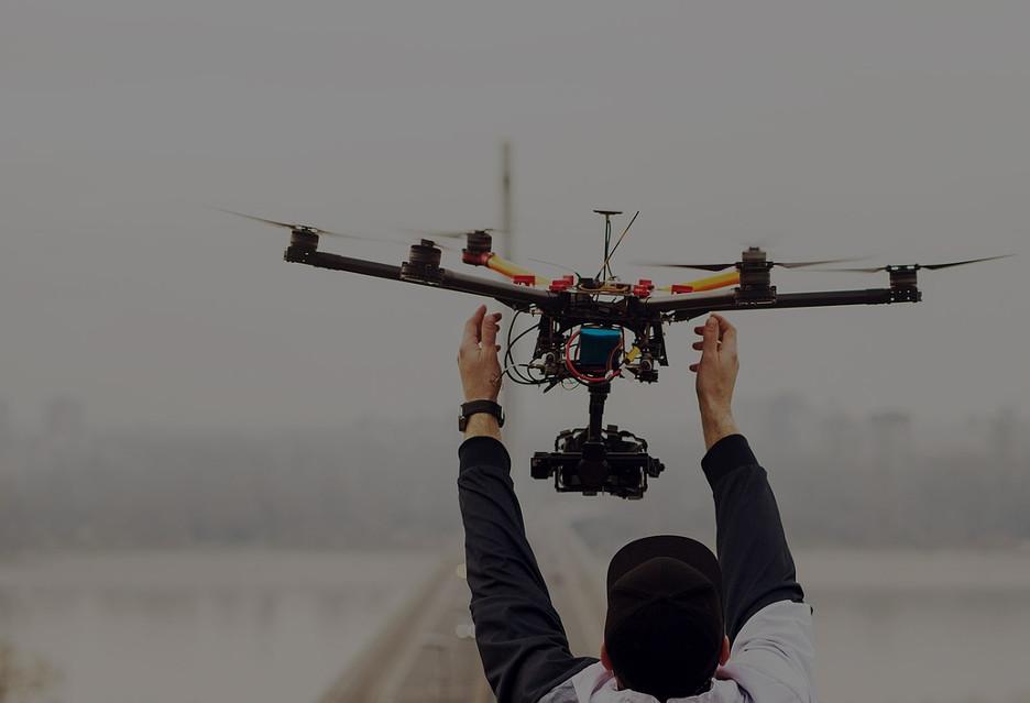 Polska wykorzysta drony w miastach