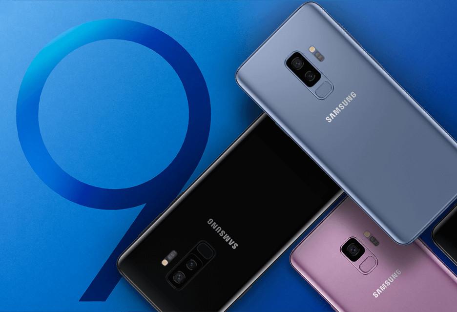 Samsung Galaxy S9 i S9+ - ruszyła przedsprzedaż