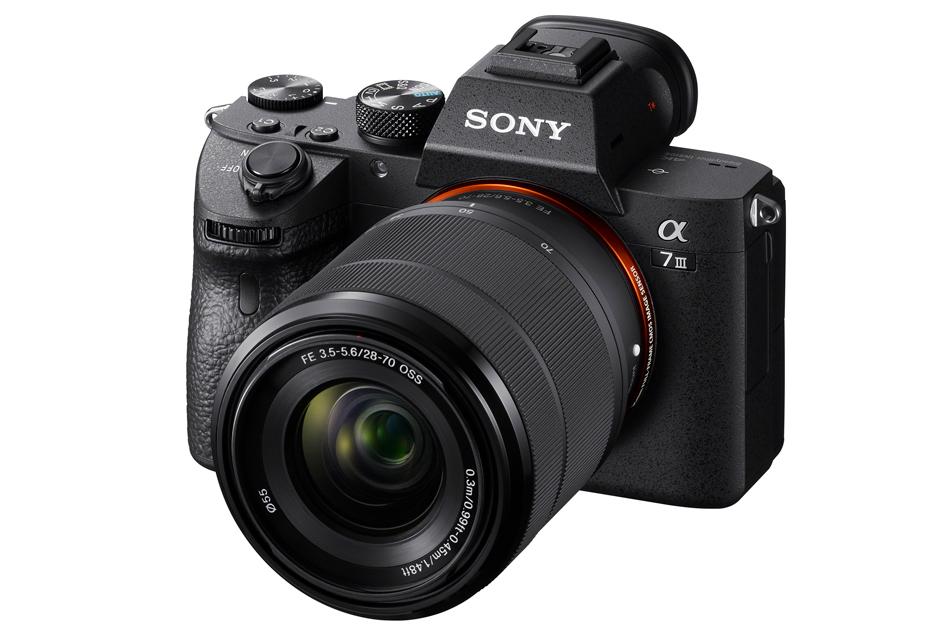Sony A7 III wreszcie jest - z 24 Mpix sensorem i AF pożyczonym z A9