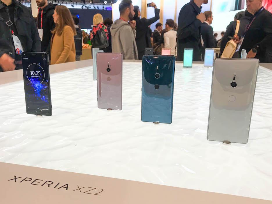 Targi MWC 2018 - święto fanów technologii mobilnych | zdjęcie 4